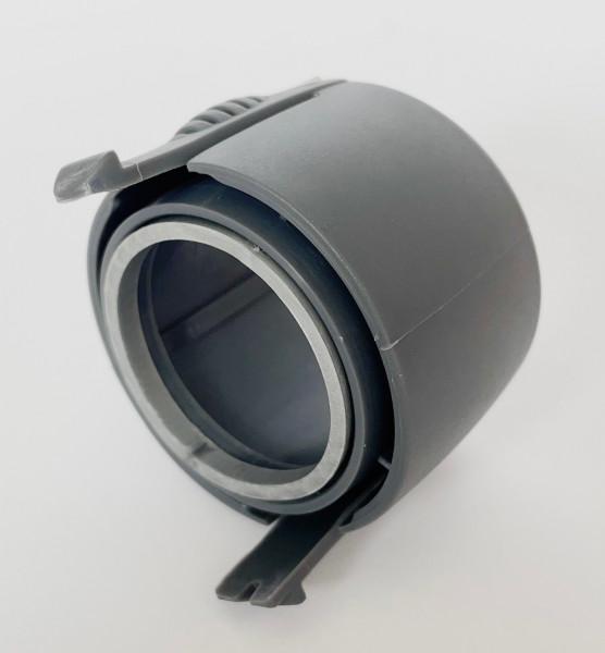 Klickmuffe Handgriffstart (grauer Ring mit Einraster)